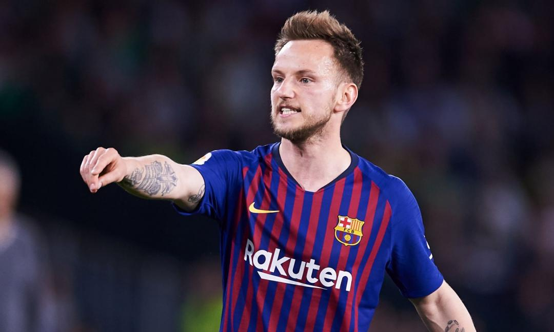 Rakitic 'scaricato' dal Barcellona: la posizione della Juve