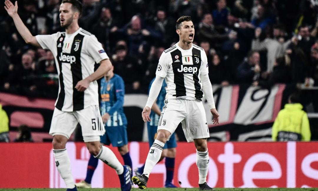 La Juve ricorda l'Atletico e la tripletta di CR7 VIDEO