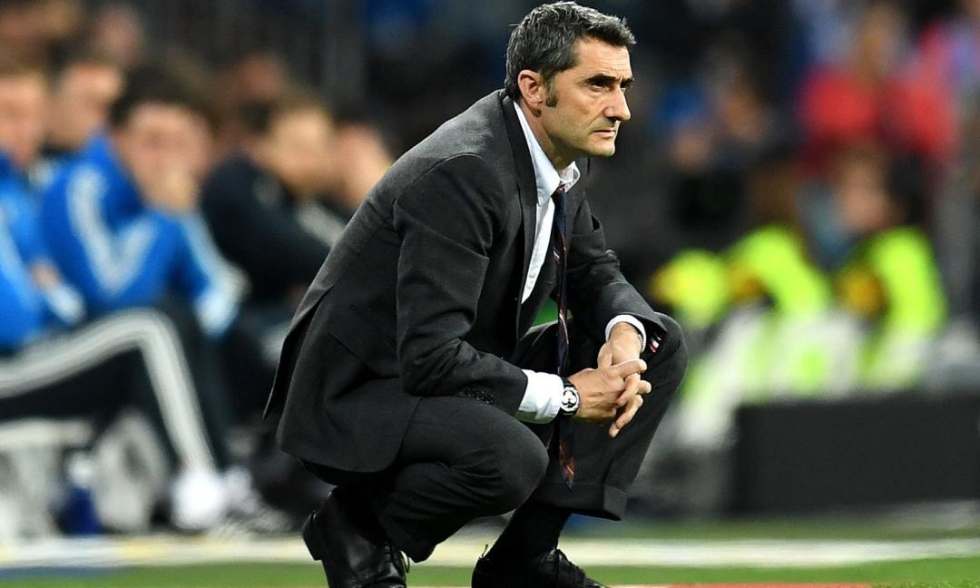Valverde preoccupato: 'United? Avete visto con la Juve'. E CR7 batte Messi 12-0