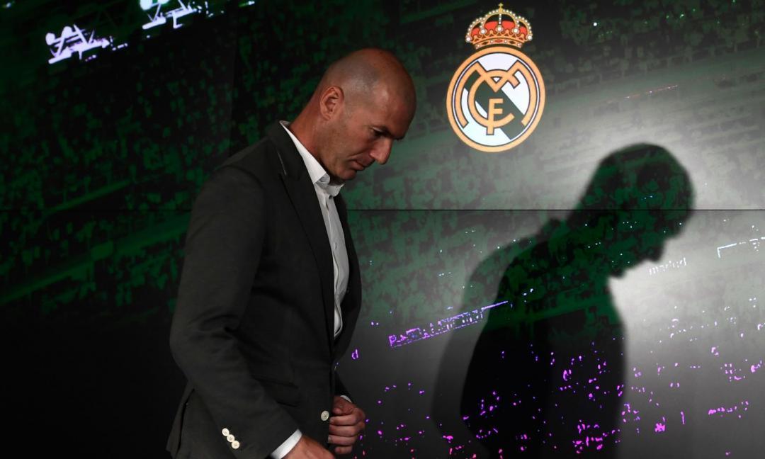 Mistero al Real Madrid: Zidane lascia il ritiro FOTO