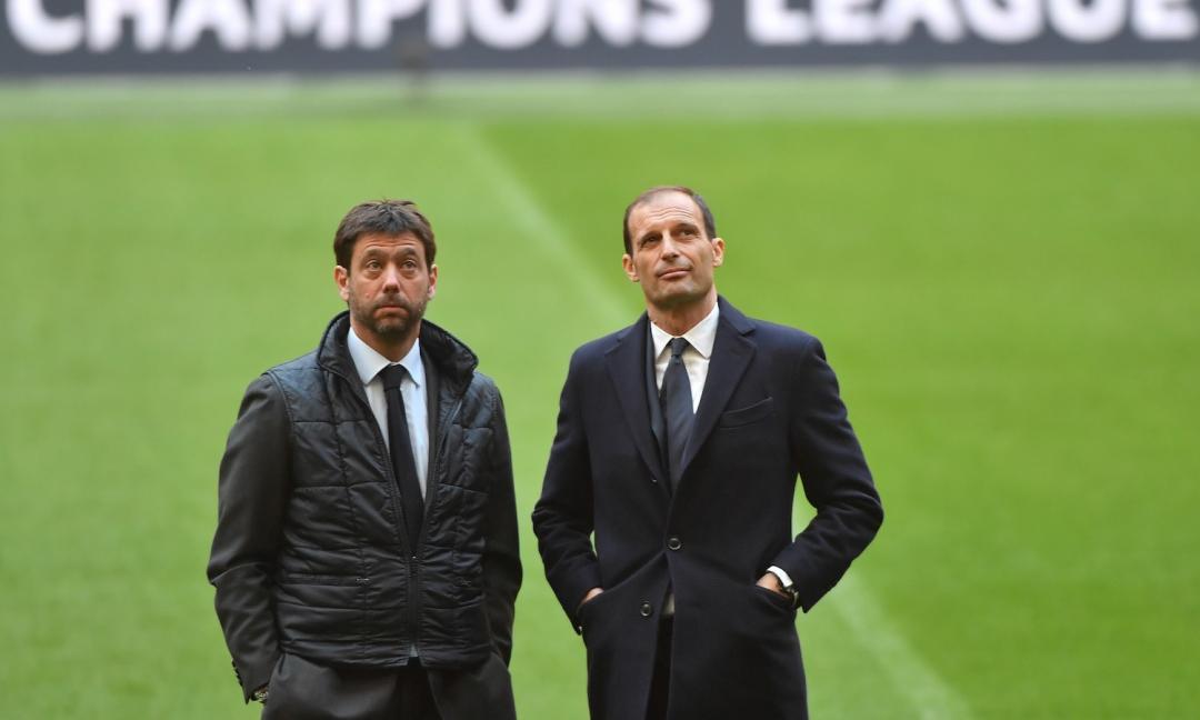 Dopo Allegri, il retroscena: Agnelli aveva già scelto il nuovo allenatore