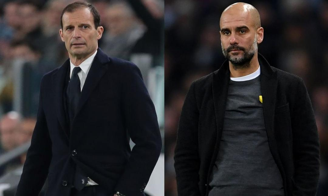 Intrigo Allegri-Guardiola: 'Max incontra il presidente del City!'
