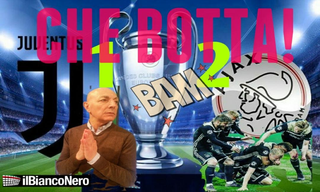 'Allegri non ha capito come si gioca in Champions, l'Ajax sì' VIDEO