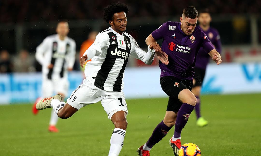 Verso Juve-Fiorentina LIVE: i convocati e le ultime dalla Continassa