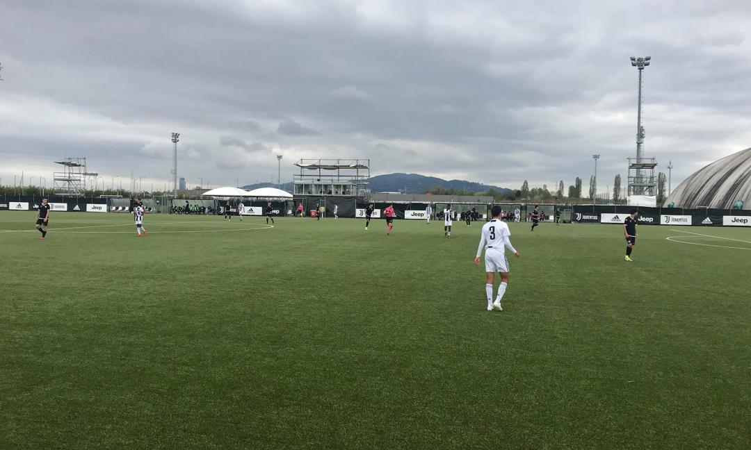 Under 17, Juve-Spezia 4-1: gol di Lipari, Da Graca, Sekulov e Fontana