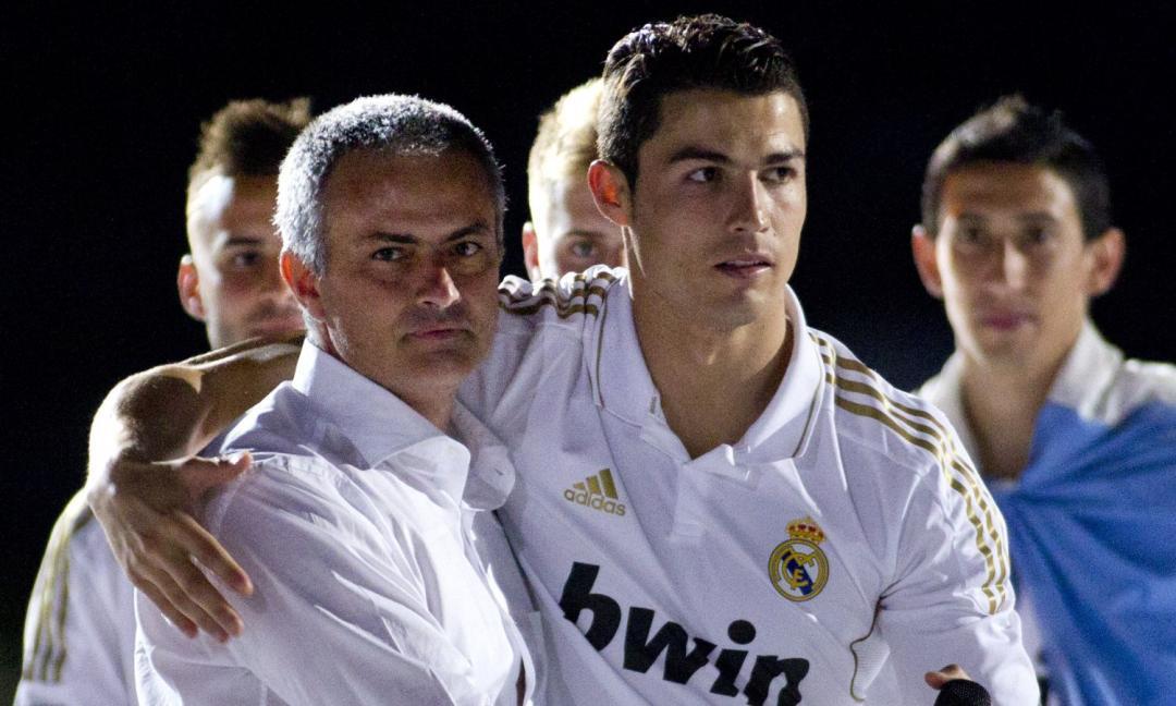 Mourinho: 'Ronaldo? Non mi sorprende, è un caso di studio. A 50 anni...'