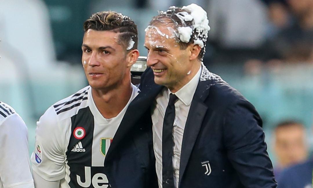 Gran Galà del Calcio 2019: quanta Juve tra i candidati, c'è Allegri con Ronaldo!