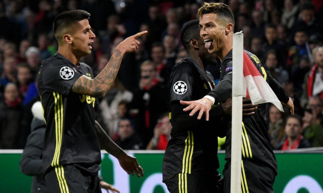 Juve-Ajax: Dove Vedere La Partita In TV E Streaming, Anche