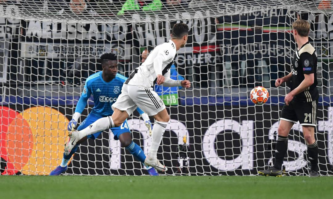 La maledizione Juve contro Ronaldo: manca le semifinali dopo 9 anni