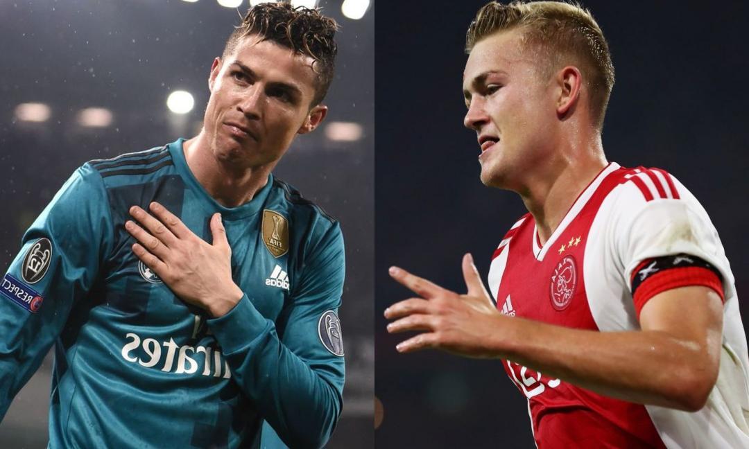 Dopo Ronaldo, ecco De Ligt: la Juve vuole sfruttare il 'fattore Stadium'