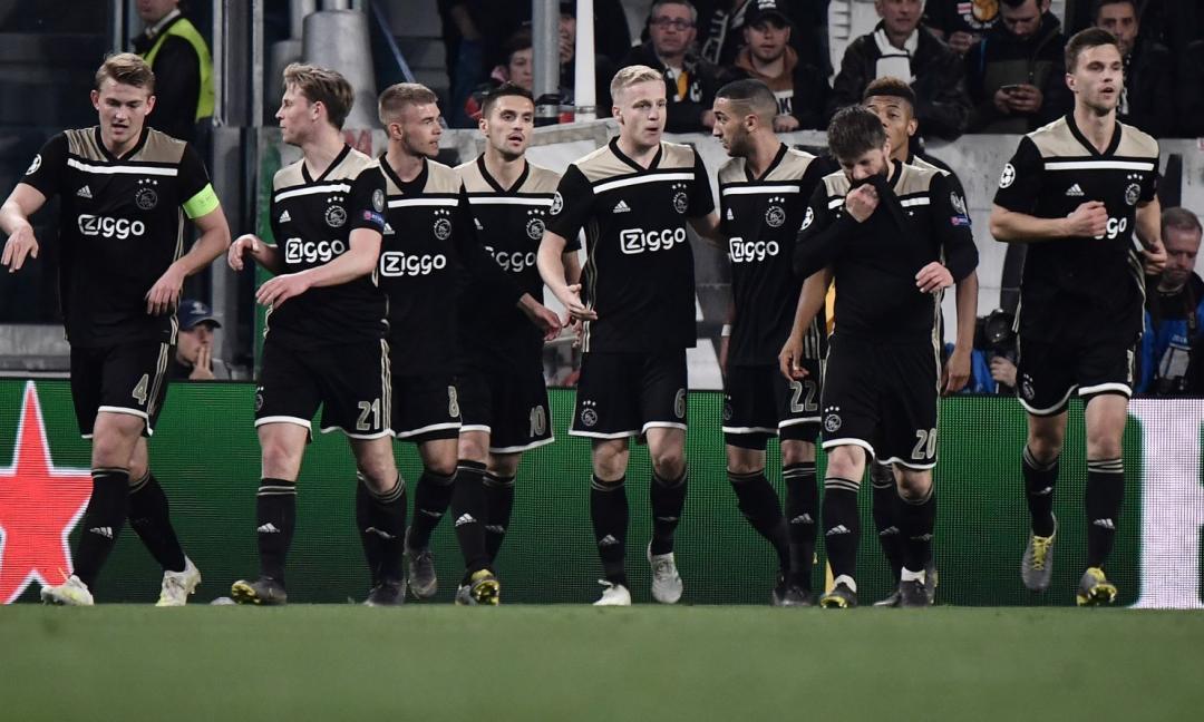 Juve-Ajax 1-2, pagelle: si salva solo Szczesny, Bernardeschi è un disastro