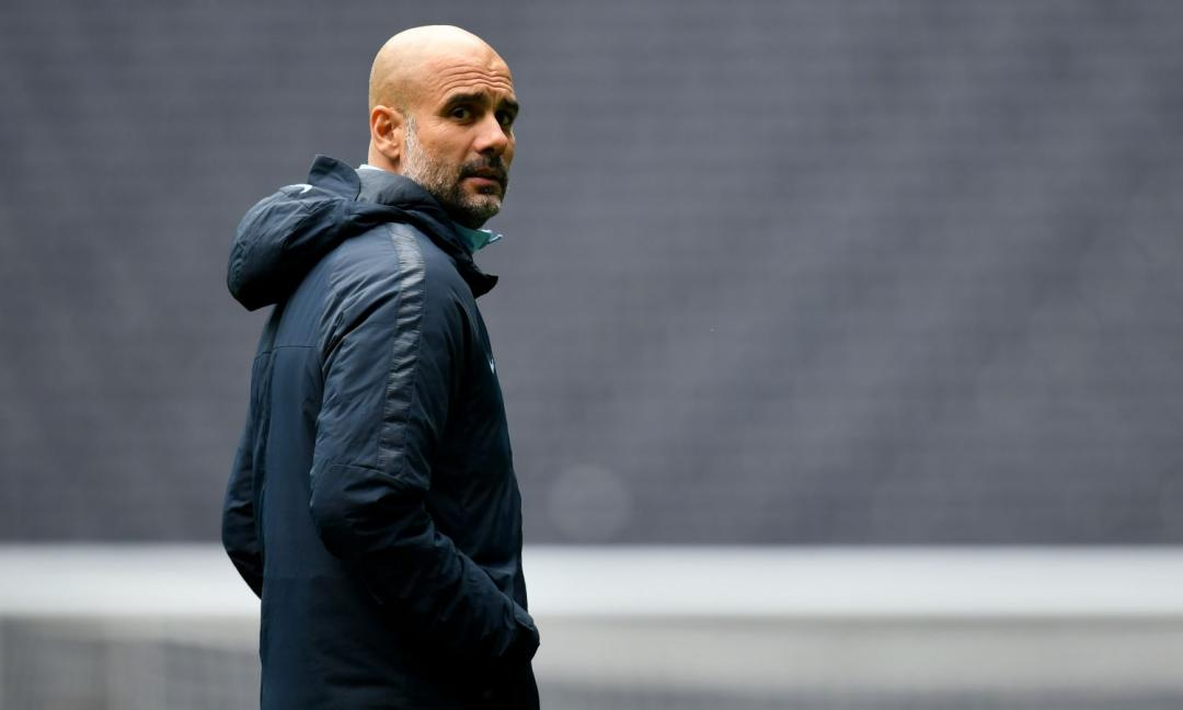 Guardiola infastidito: 'Non guarderò la Juve...' VIDEO