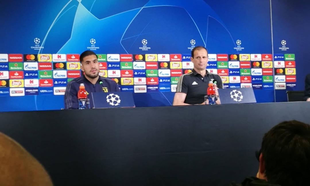 Allegri: 'Mandzukic out non cambia niente, Kean e Dybala possono giocare'