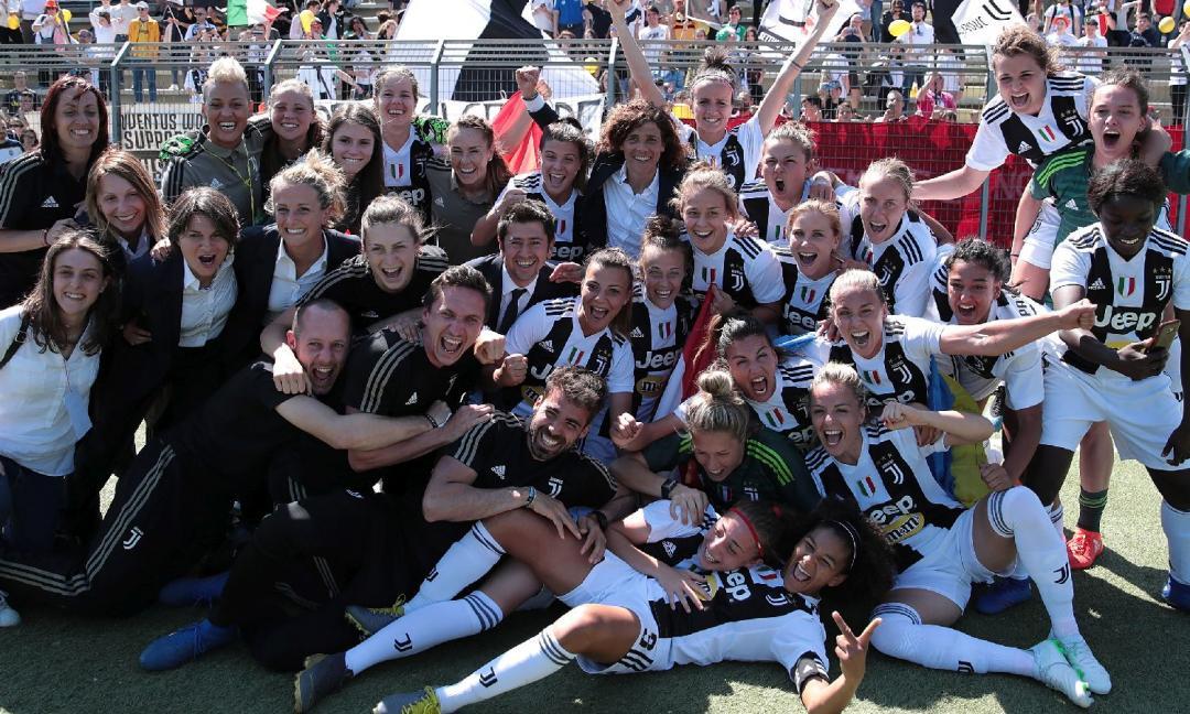 Sorteggio Women's Champions League: le possibili avversarie della Juve