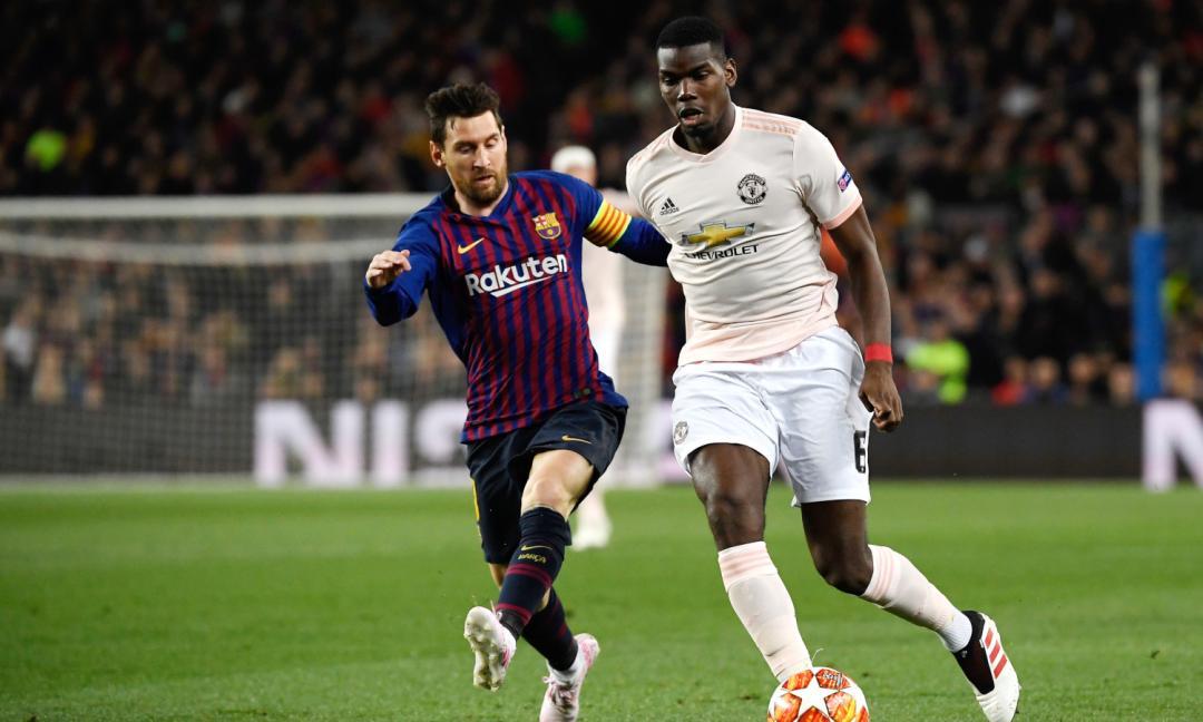 Dalla Francia: Pogba vuole lasciare il Man United, il piano della Juve