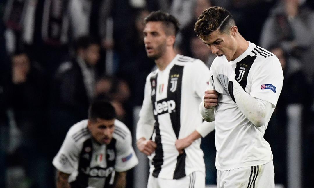 La Juve non è stata all'altezza di Ronaldo