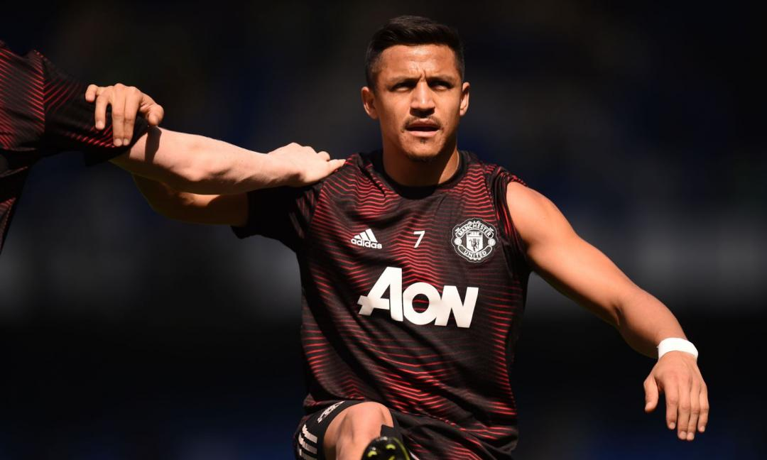 Sanchez via dallo United: può approdare in Italia