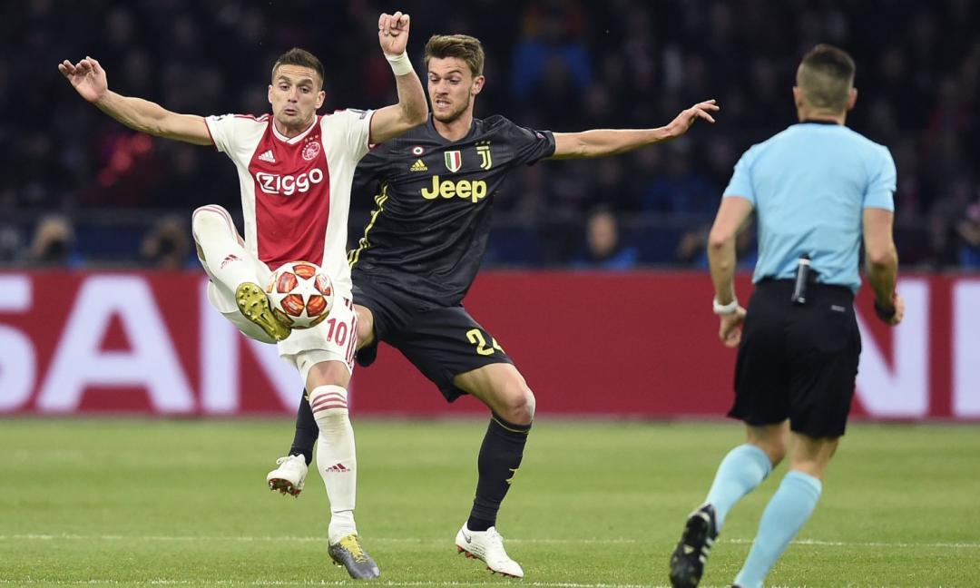 Juve-Ajax, è Ronaldo contro Tadic. E i bookmakers...