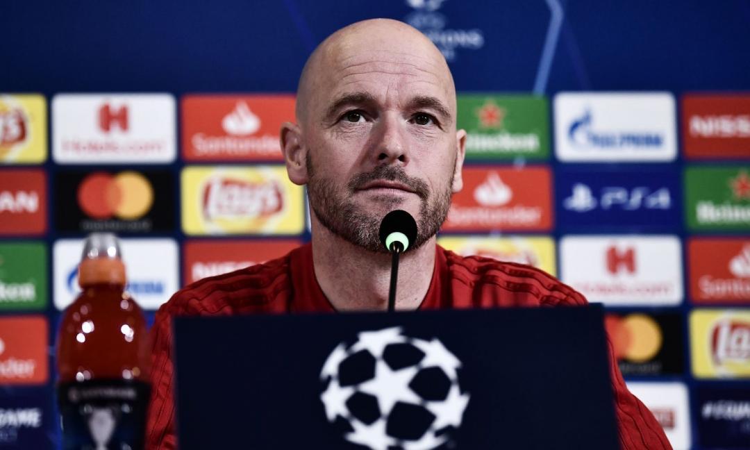 Ajax, UFFICIALE: rinnova Ten Hag. Overmars: 'Ma alcuni andranno via'