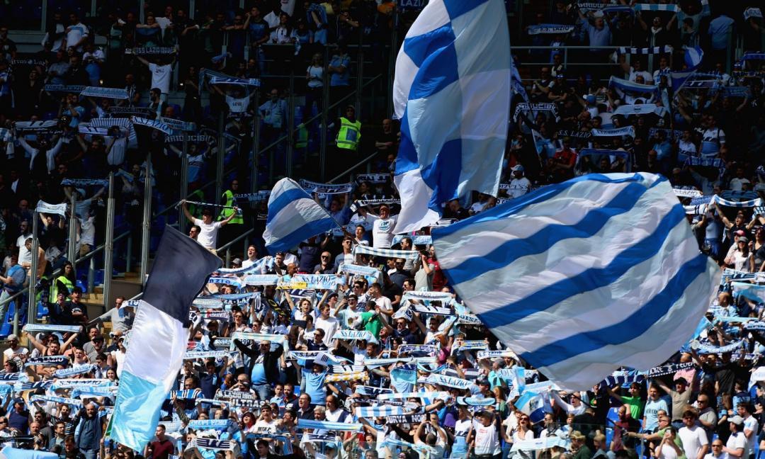 Lazio-Juve, che attesa: 'Previsti 60mila spettatori'