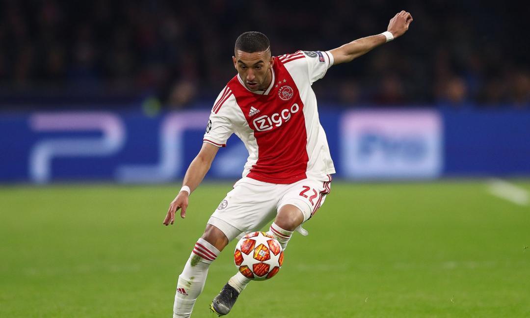 Dal Ziyech all'occasione dell'ultimo minuto: come gioca l'Ajax