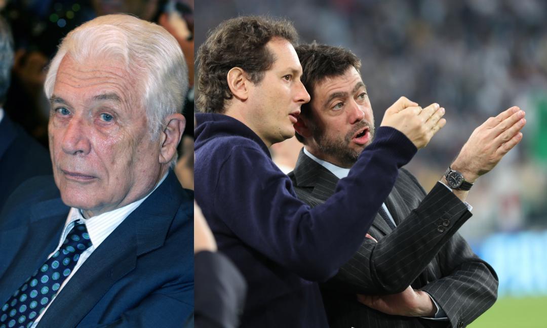 Addio a Gabetti: 'escluse' Elkann e consegnò la Juve ad Andrea Agnelli