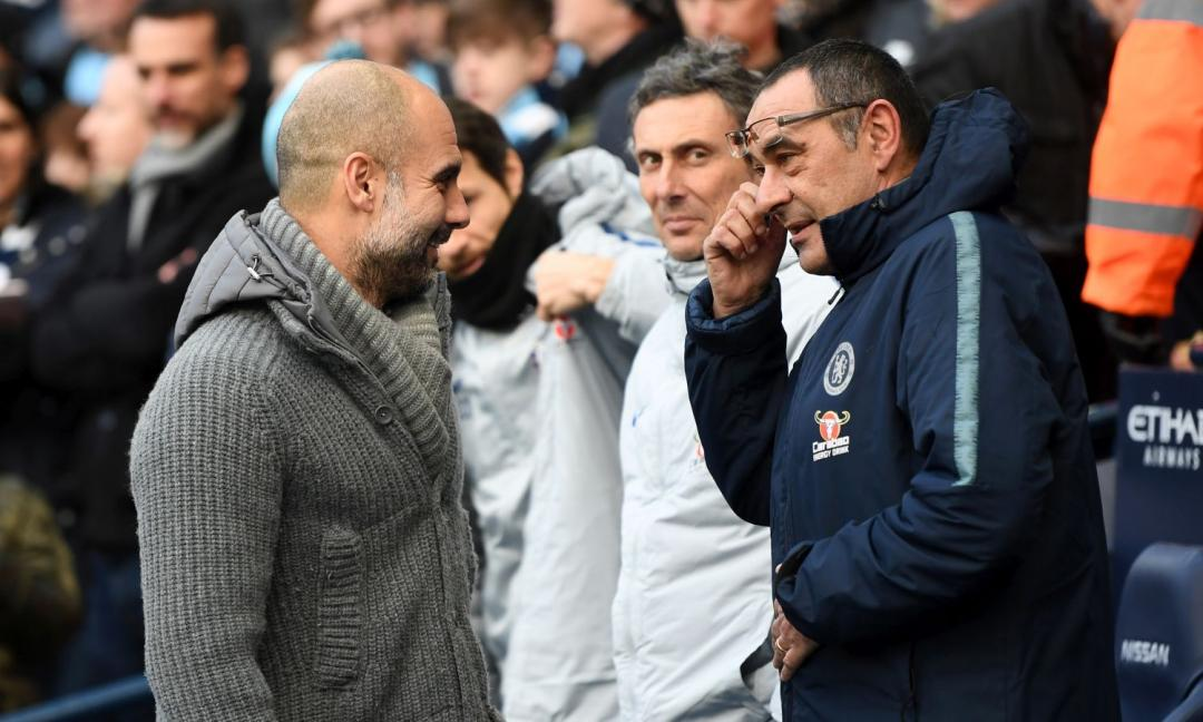 Juve, Sarri rischia di saltare: 'Sviluppi su Guardiola e Zidane!'
