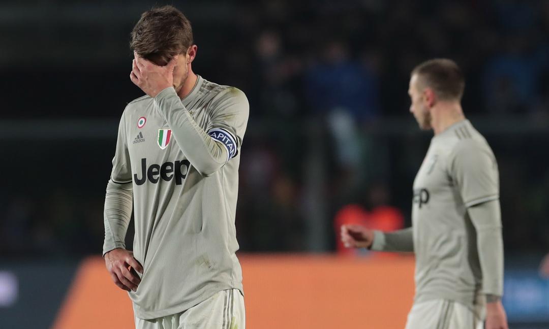 Rugani-Roma, niente da fare: la scelta della Juventus