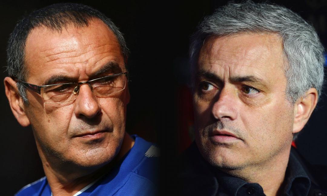 Mourinho torna in Serie A, così Sarri ha perso la Roma