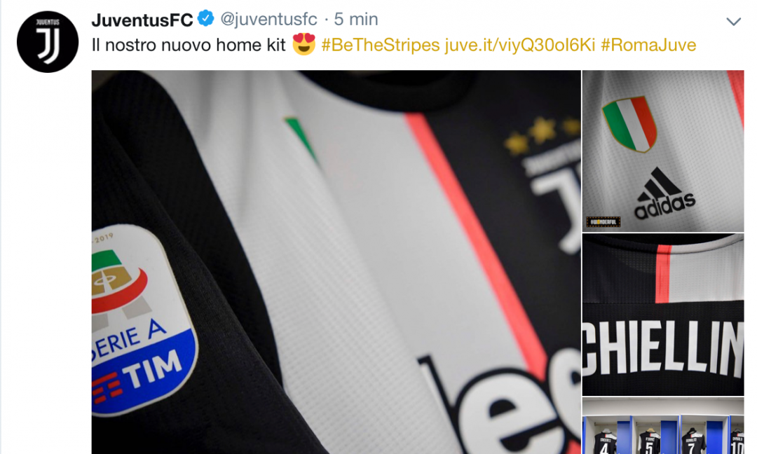 Juve: 'La nuova maglia che piace all'estero', ma in Spagna è bocciata FOTO