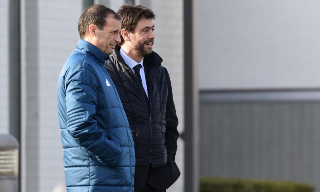 Allegri-Agnelli: è cambiato tutto dalle parole dopo Juve-Ajax