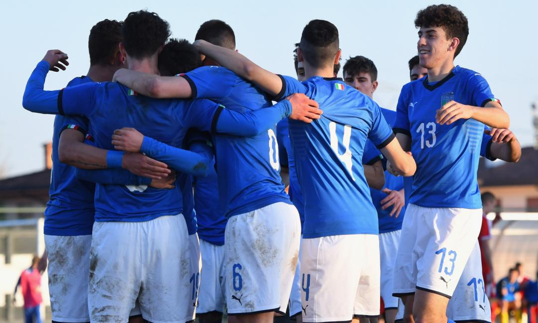 Europeo Under 17: Italia in finale, Francia battuta!