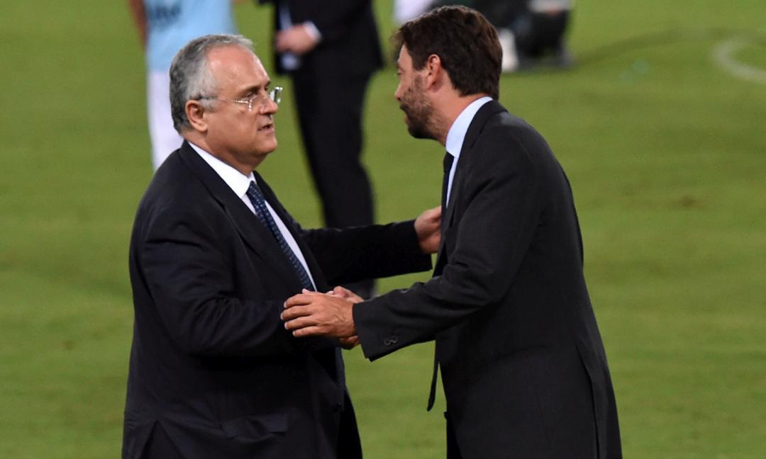 Lazio, Lotito convocato dal Tribunale Federale: nel mirino la gara con la Juve