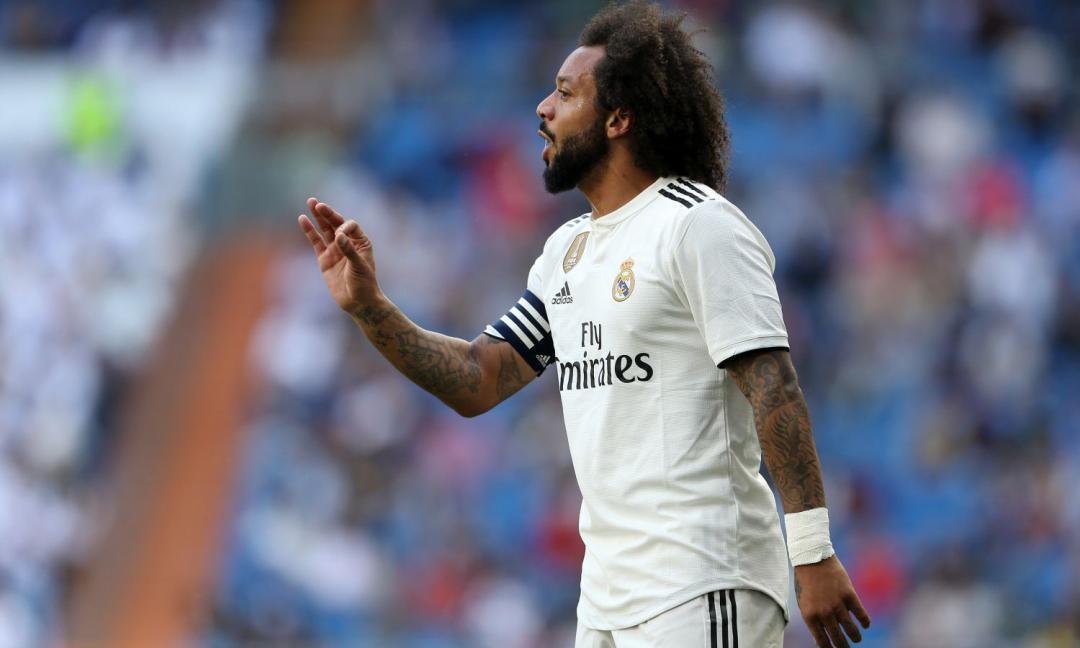 Marcelo mostra i muscoli, il Real l'ha già rimpiazzato FOTO