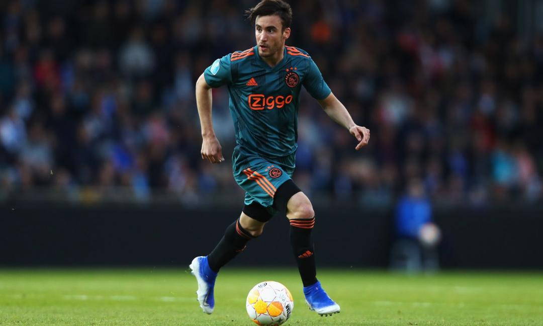 Juve, senti Tagliafico: 'L'Ajax è forte anche senza De Ligt'