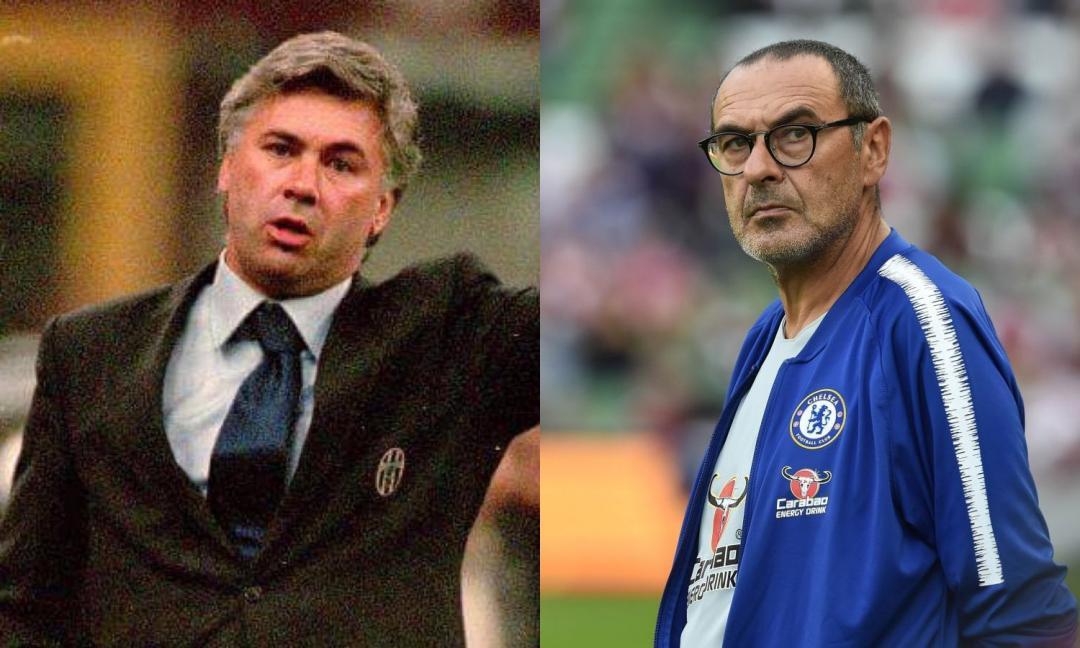 Juve, guai a ripetere con Sarri l'errore commesso con Ancelotti!