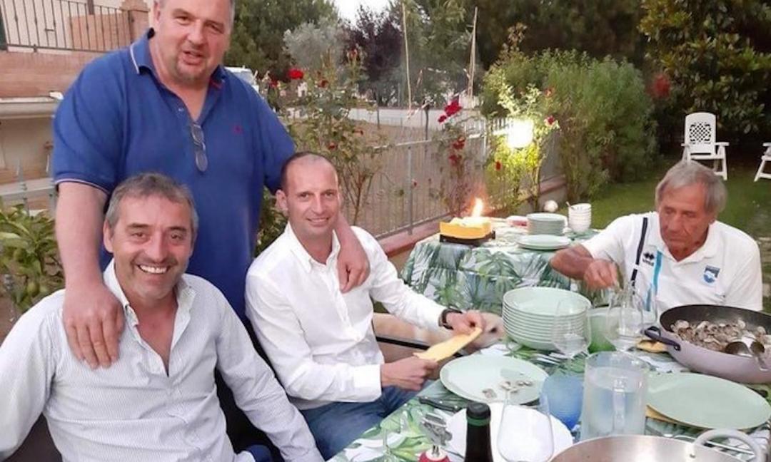 Galeone racconta Allegri a BN: 'Max trattato male dalla Juve! Per loro ha rifiutato 5 big europee. Su CR7 so che...'