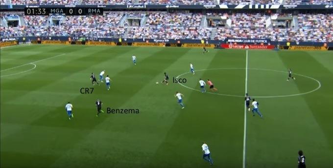 Ronaldo centravanti: con Sarri la trasformazione definitiva