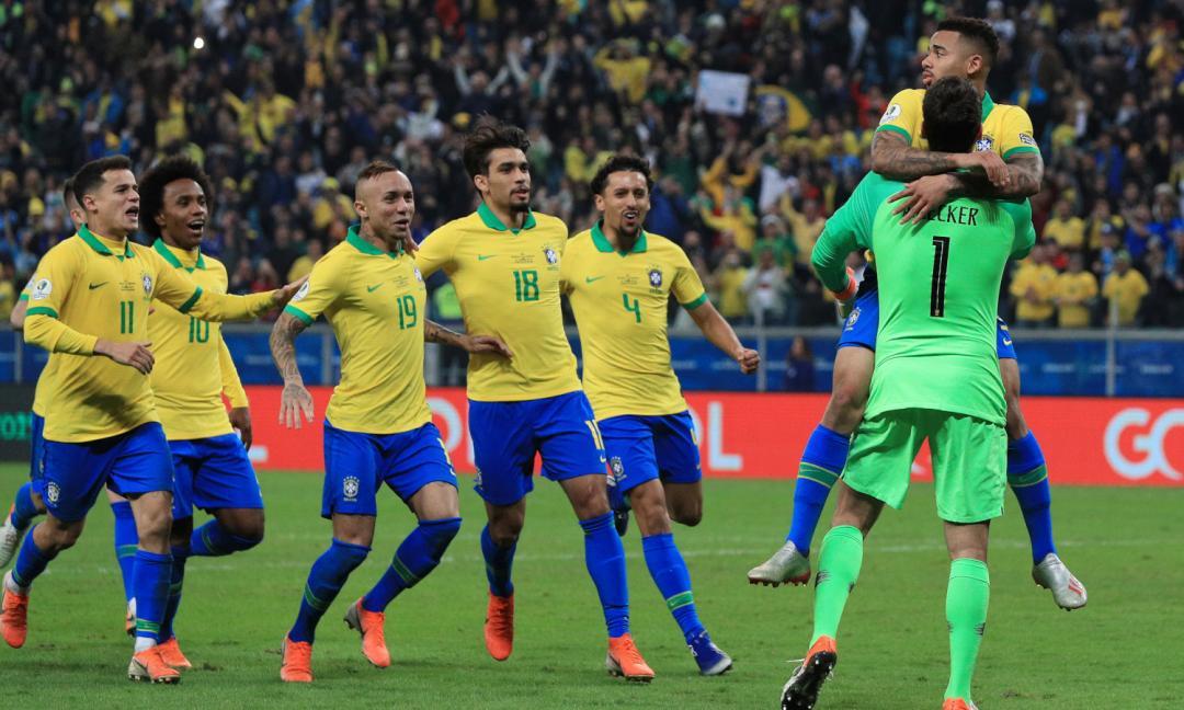UFFICIALE: la Copa America si giocherà in Brasile