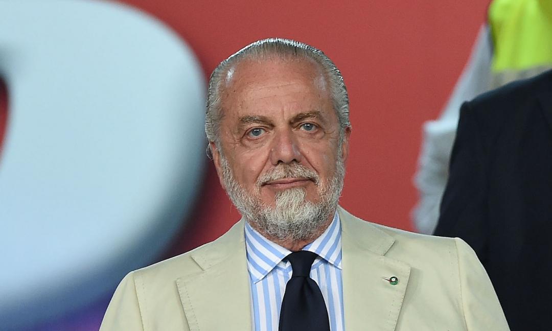 De Laurentiis: 'Napoli? Le regole sbagliate del calcio ci hanno limitato'