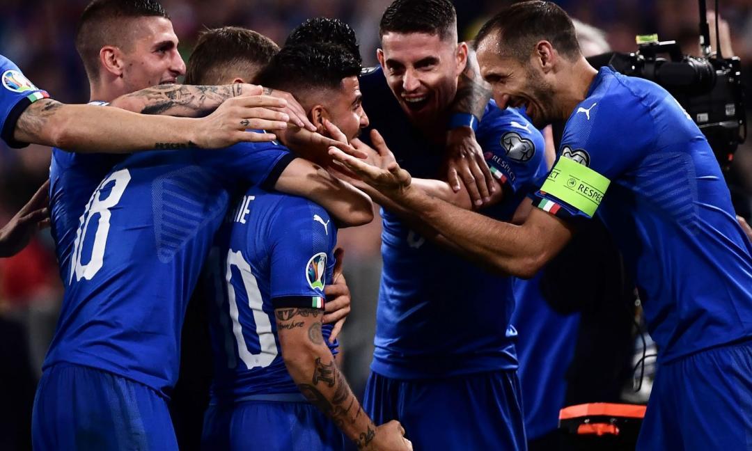 Italia-Bosnia 2-1, le pagelle: Verratti al top, Bernardeschi qualità. Perla Insigne
