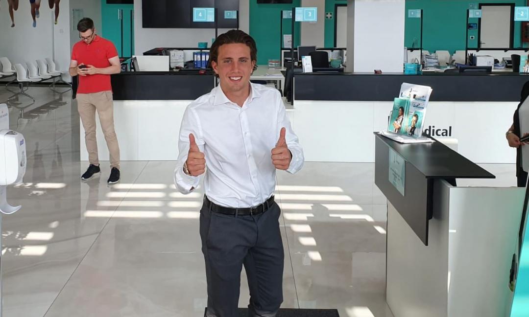 Mercato Juve: Sarri ha scelto il futuro di Luca Pellegrini