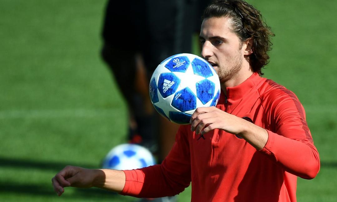 Rabiot in trattativa con la Juve ma lo United non molla e occhio a Leonardo