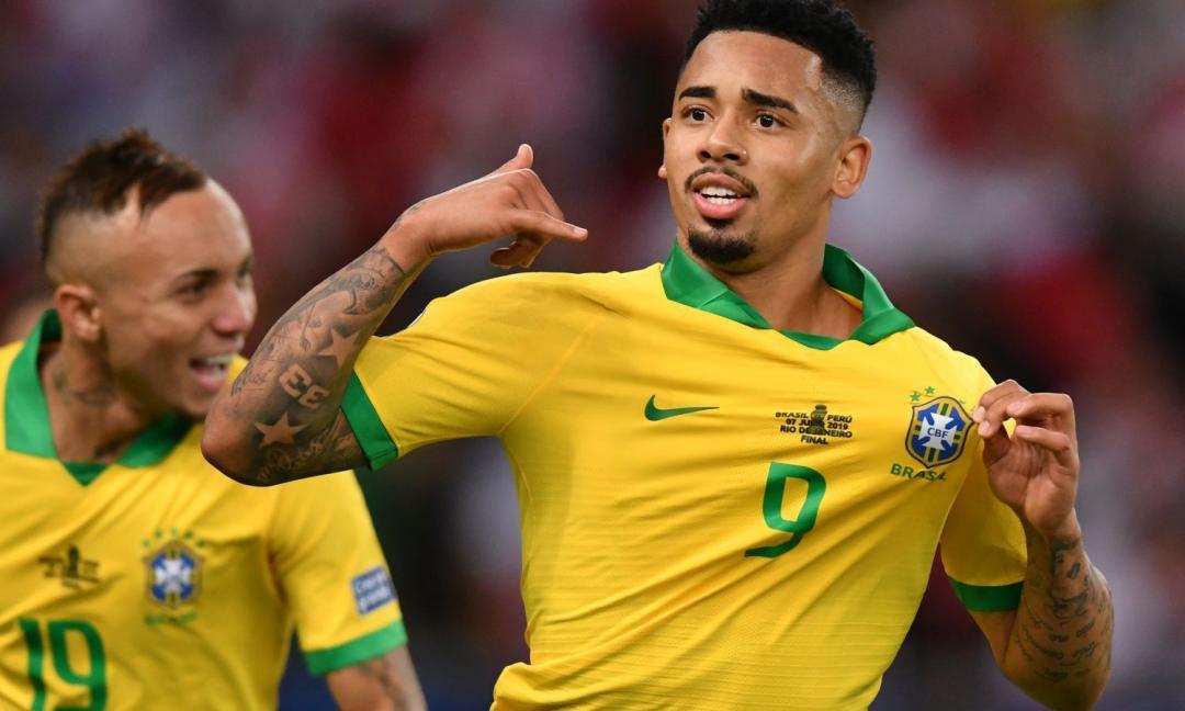 Juve, Gabriel Jesus in prestito: ora si può. E Allegri aspetta Ronaldo