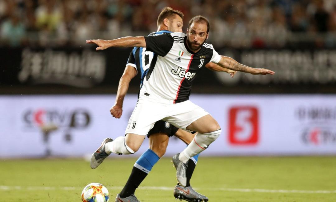 Mercato Juve: Higuain vuole restare anche con Icardi