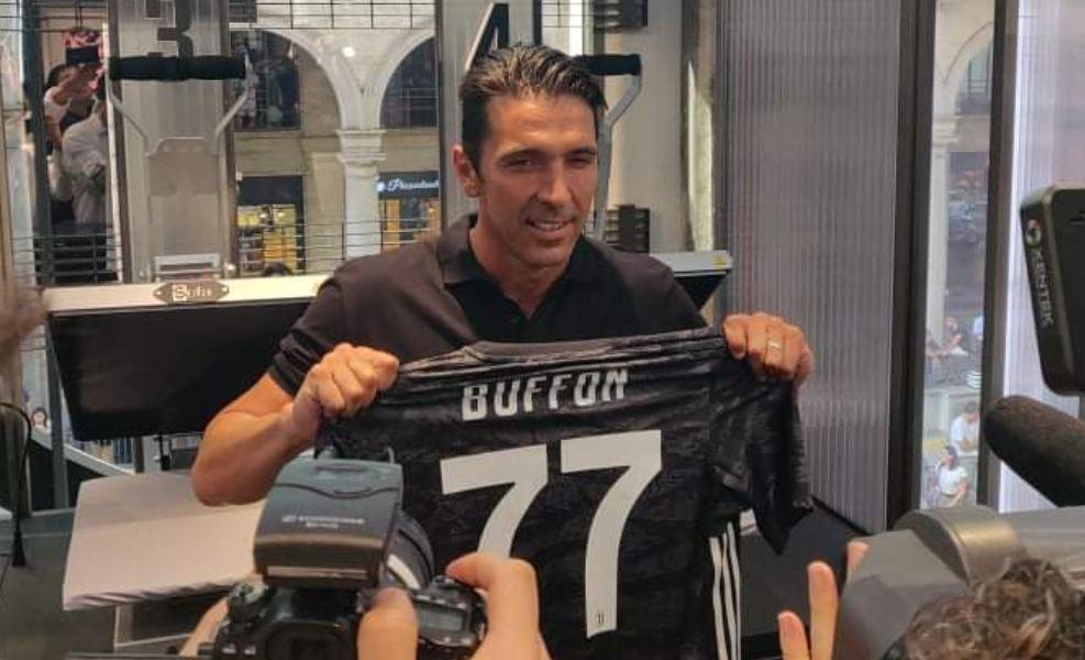 Dall'Inghilterra: Buffon, no a due big di Premier per la Juve