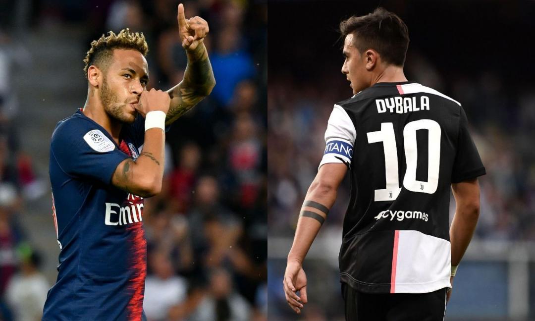 Dalla Spagna, la partenza di Neymar spinge Dybala al Psg: i dettagli
