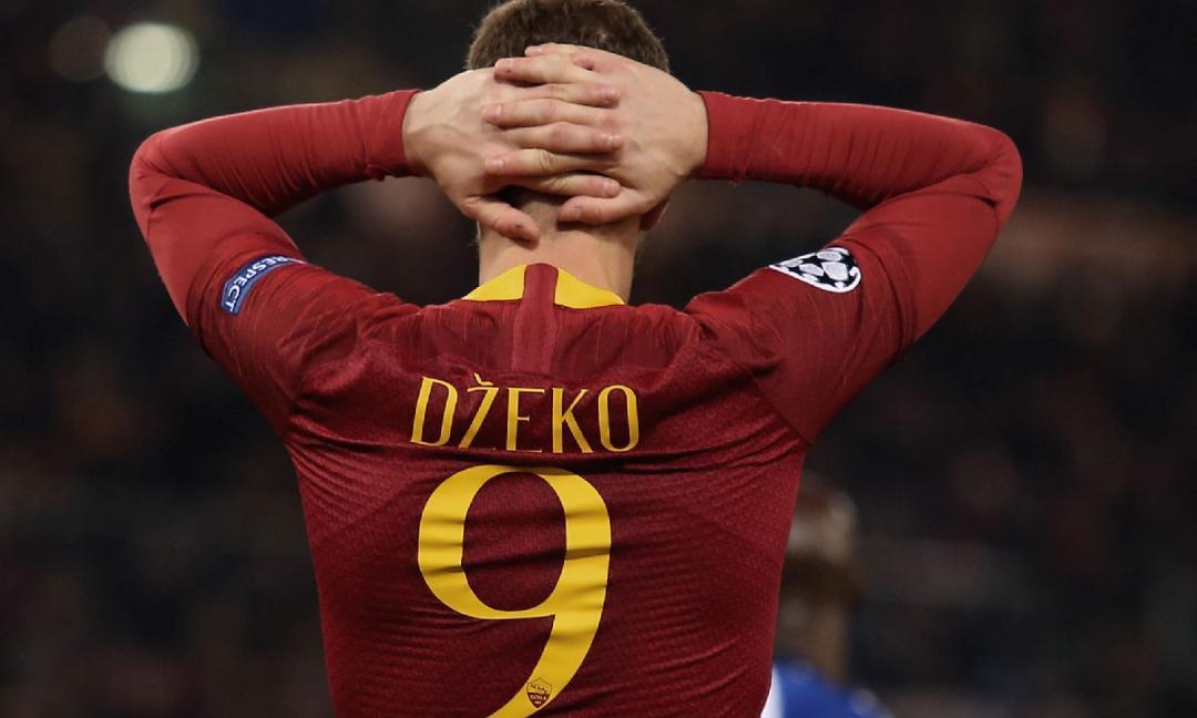 'Conte ne vuole due, ma la Juve con Dzeko si allontana ancora'