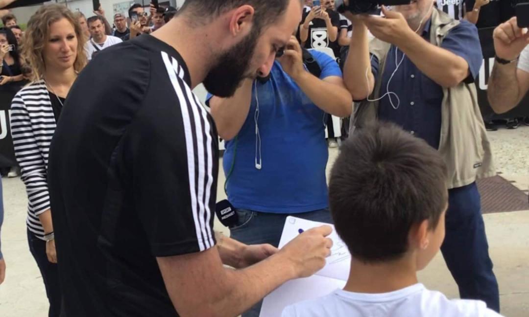 Higuain-Roma, la Juve può aprire al prestito: cosa filtra
