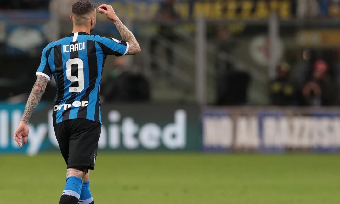 Inter, Icardi si allena a parte: ecco il piano della Juve